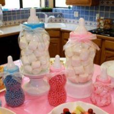 baby shower bottle ideas