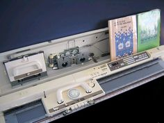 Brother knitting machine Electronic KH 940 complete serviced