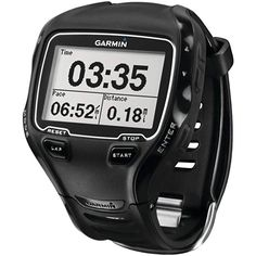 Purchase Garmin Forerunner GPS-Enabled Sport Watch with Heart Rate Monitor with big discount! Fast shipping for Garmin Forerunner GPS-Enabled Sport Watch with Heart Rate Monitor Running Gps, Running Watch, Trail Running, Smartwatch, Triathlon Watch, Ironman Triathlon, Fitness Monitor, Gps Sports Watch, Thing 1