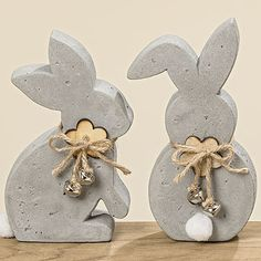 Easter Crafts To Sell Cement Art, Concrete Crafts, Concrete Art, Wood Crafts, Diy Tumblr, Diy Ostern, Diy Crafts To Sell, Easter Crafts, Handmade