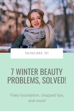 It may be warming up in the northern hemisphere right now, but for my friends in the south, it's getting cold. Colder climes means the return to drier, flakier skin. So check out my top 7 beauty tricks to minimise the damage cold weather can do... #winterskintips #skincaretips Acne Prone Skin, Oily Skin, Sensitive Skin, Best Anti Aging, Anti Aging Skin Care, Flaky Skin, How To Get Rid Of Acne, Winter Beauty, Younger Looking Skin