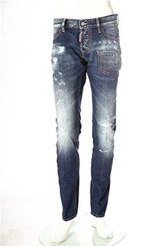 (ディースクエアード) DSQUARED2 Men's Jeans 男性ジーンズ LA0788S30309470 ... https://www.amazon.co.jp/dp/B01HHLX7WC/ref=cm_sw_r_pi_dp_kWnBxbTNGGTM8