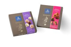 The NEW Leonidas Chocolate Pearls and the Leonidas Truffle Assortments