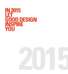 As we begin 2015 with endless possibilities for the future; lets embark in new resolutions allowing good design to facilitate our lives. We at Luminaire strongly believe in the power of good design and its ability to transform environments. It's time to make a resolution and see how good design can affect your life by making it your third skin.