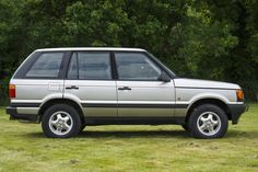 1992 Prototype second-generation P38A Range Rover