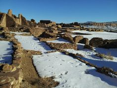 Chaco Canyon in Nageezi, NM