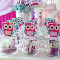 #pachanga #buho #birthday #party #owl