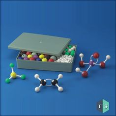Plastic Atomic Models Manufacturer, Suppliers & Exporters India