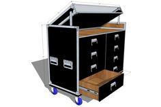 Brady Cases - Display Case Plexiglass W/ Ratcheting Display