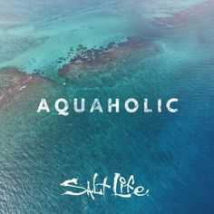 Shop Salt Life's beach clothing shop for boardshorts, decals, and apparel. Beach-goers wear the Salt Life brand and proudly display our stickers. Sea Quotes, Life Quotes, Water Quotes, Pool Quotes, Crush Quotes, Relationship Quotes, Qoutes, Continue A Nadar, Scuba Diving Quotes