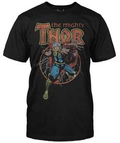 be9eb7c7 Thor Lightning Blast T-Shirt Dc Clothing, Beyond The Rack, The Mighty Thor