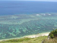View from Higashi-Henna-zaki in Miyako-jima