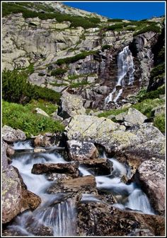 Skok Waterfall, Slovakia