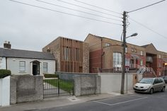 Gallery of One Up Two Down / Mccullough Mulvin Architects - 2
