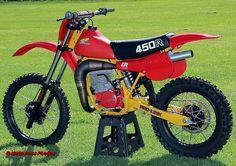Mx Bikes, Motocross Bikes, Vintage Motocross, Sport Bikes, Cool Bikes, Vintage Bikes, Vintage Motorcycles, Honda Motorcycles, Dirt Bike Shop