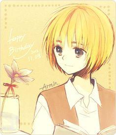 cute Armin <3
