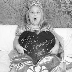 Big sister birth announcement (2)