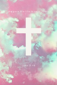 He gave his life to save yours...will you choose to love Him and believe in Him? John 3:16