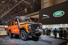 Inspired by the Willys Army Jeep, the Land Rover Series I of 1948 is, boiled down to its core characteristics, the first offroader produced for the general public. The Series II and III succeed it, then 1985 saw the old Landie adopt its current name.