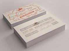 Nsabc #business #card #inspiration #design