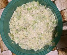 Rezept Cremiger Krautsalat von CelinaLü - Rezept der Kategorie Vorspeisen/Salate