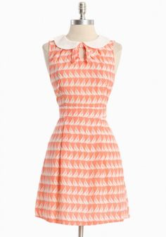 come sail away print dress | 44.99 from Ruche - http://shopruche.com/come-sail-away-print-dress.html