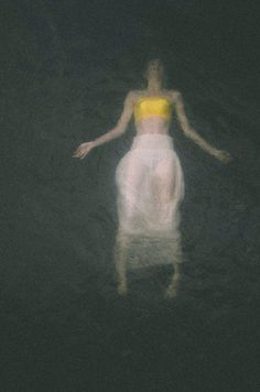 Floating Woman