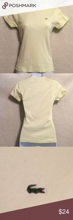 0️⃣ Lacoste Mint Green Tee Shirt Lacoste Short Sleeve Mint Green Tee Shirt.          0️⃣ Sale. Final Markdown. No Further Discount Taken. Lacoste Tops Tees - Short Sleeve