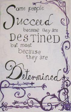 Art Journal Quote Success Determination
