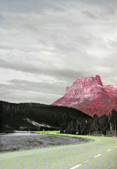 Mountains & Roads
