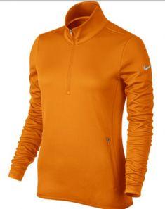 Chaqueta Nike Golf Thermal Jacket 2015. Prenda Nike Golf para mujeres, muy ligera y transpirable, con cremallera media, tejido del cuerpo en un 100% Polyester.