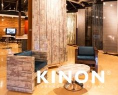 There are remarkable homes all over the world that have incorporated Kinon® into these aspects of their decor  https://www.kinon.com/blog/resin-surfaces-for-high-end-residential-interiors/
