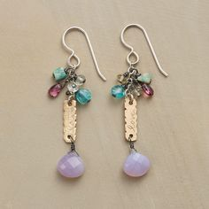 Lisa Yang's Jewelry Blog: Free Tutorials: Hammered Wire Stick Projects