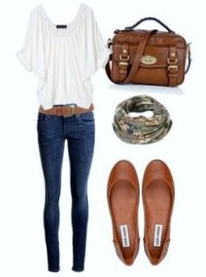 High School Outfit