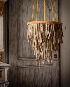 Decor - Driftwood Hanging Light Chandelier http://www.ezebee.com/driftwood-land