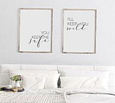 Artwork Above Bed, Keep Me Safe, Printable Wall Art, Crisp, New Experience, Cool Pictures, Typography, Printables, Change