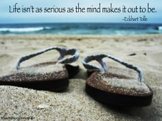 Flip Flops on the Beach,,, time to relax!
