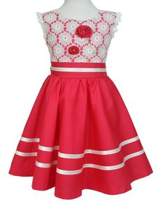 Gorgeous Girls Dress for Spring and Summer Tia--Carousel Wear - 1