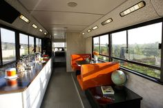 Israeli bus luxury home