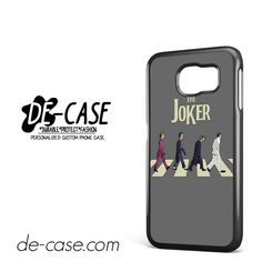 Joker The Bettles Style DEAL-5948 Samsung Phonecase Cover For Samsung Galaxy S6 / S6 Edge / S6 Edge Plus