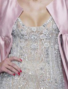 lamorbidezza:  Valentino Haute Couture Spring 2007 Details