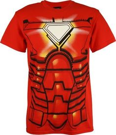 Iron Man Mens Costume T-Shirt  Price : $15.52 #ironman #tshirt #mens #superhero #shirts http://www.thinkfasttoys.com/Iron-Mens-Costume-T-Shirt-XX-Large/dp/B0042D1DES