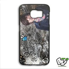 Wooden Oliver Sykes Samsung Galaxy S6 Edge Plus Case
