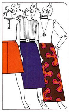 Fashion Illustration (1972)