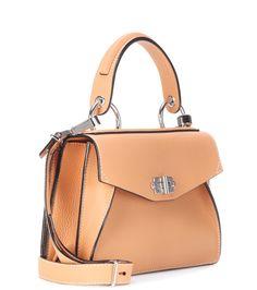 Hava beige leather bag