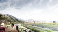 Yuncheng, transformatie aan de Gele Rivier - Buro Sant en Co