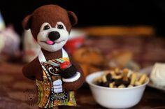 Фотографии Felting Lion Joy Игрушки Анастасии Смирновой