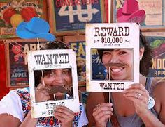 old west photo booth ideas - Google Search