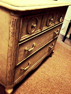 Antiqued Dresser @ OP Jenkins Furniture and Design
