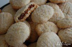 Fursecuri cu crema de curmale - LaLena.ro Krispie Treats, Rice Krispies, Potatoes, Cookies, Chicken, Vegetables, Desserts, Food, Egg As Food